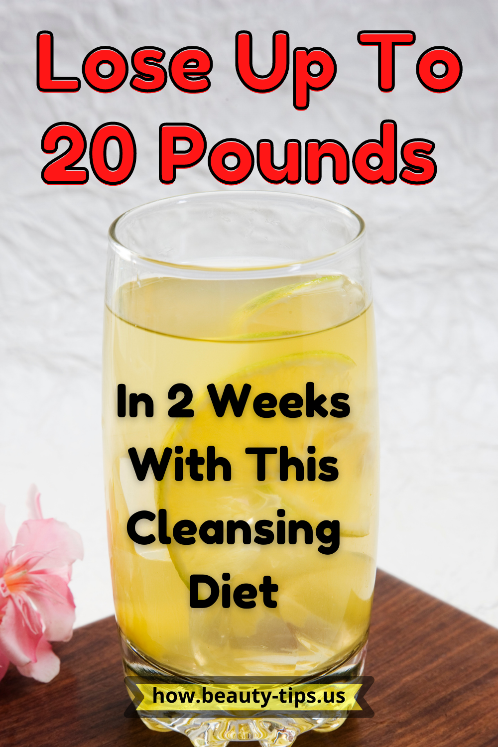 Lose Up To 20 Pounds In 2 Weeks With This Cleansing Diet