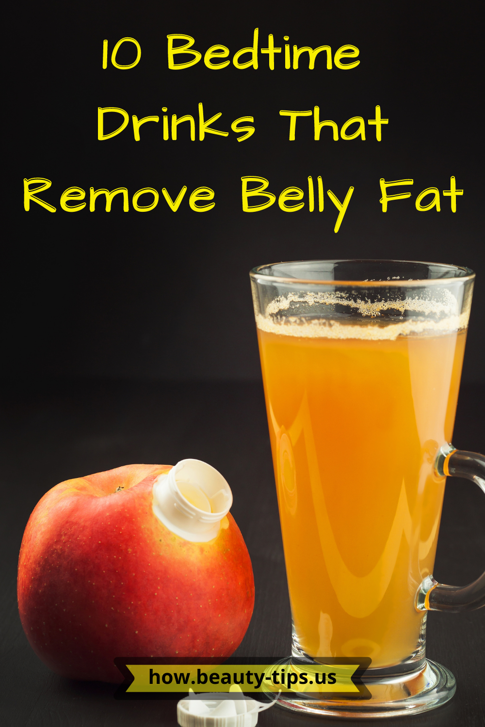 Bedtime Drinks That Remove Belly Fat